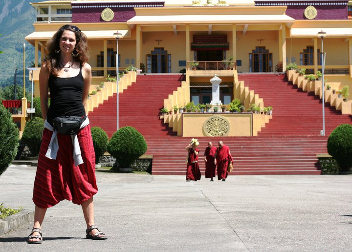 Резиденция Кармапа Ламы