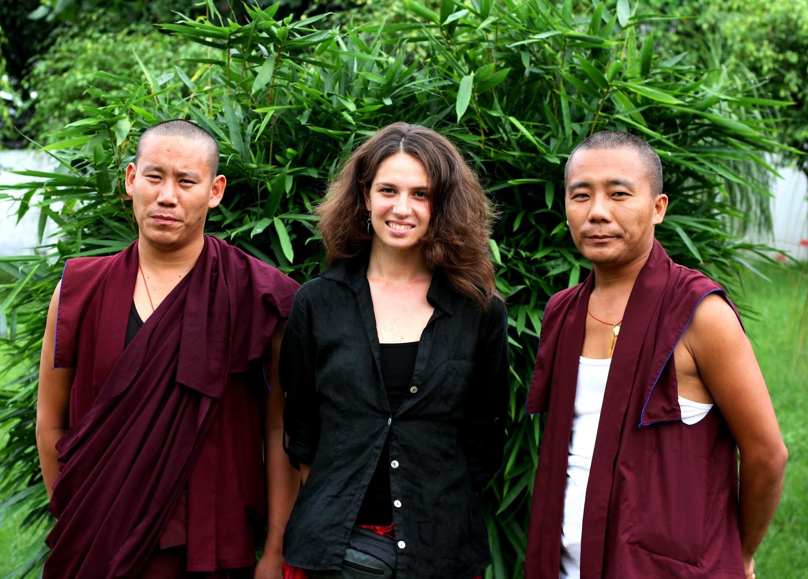 Дехрадун, буддистский храмовый комплекс