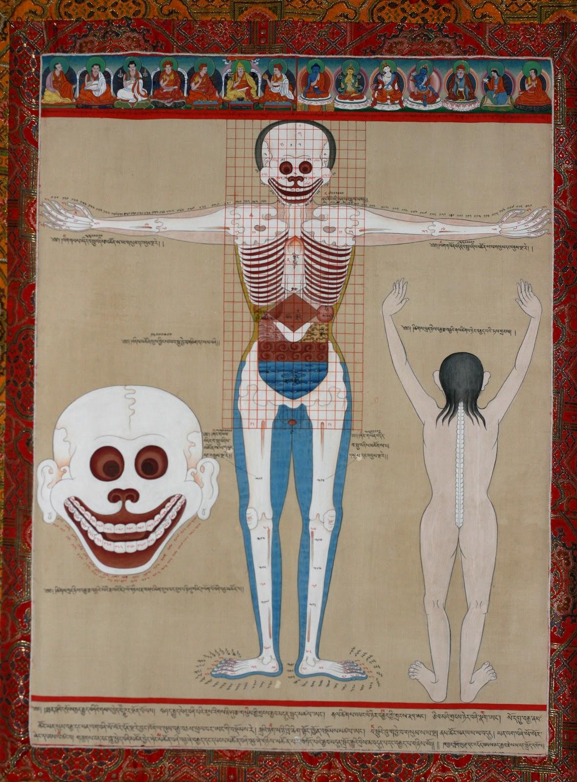 Институт медицины и астрологии. Тибетское правительство