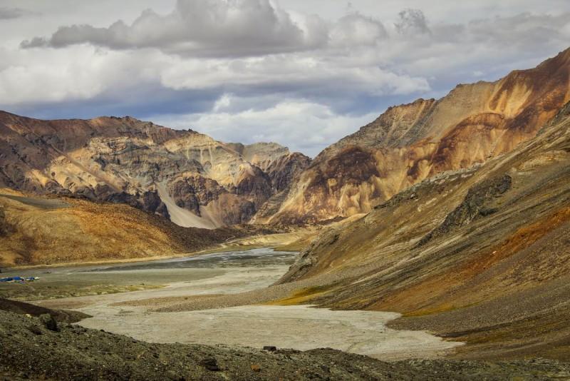 Северная Индия, Лех