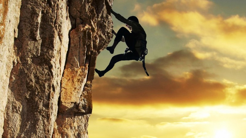 Надежда Чабан, альпинизм