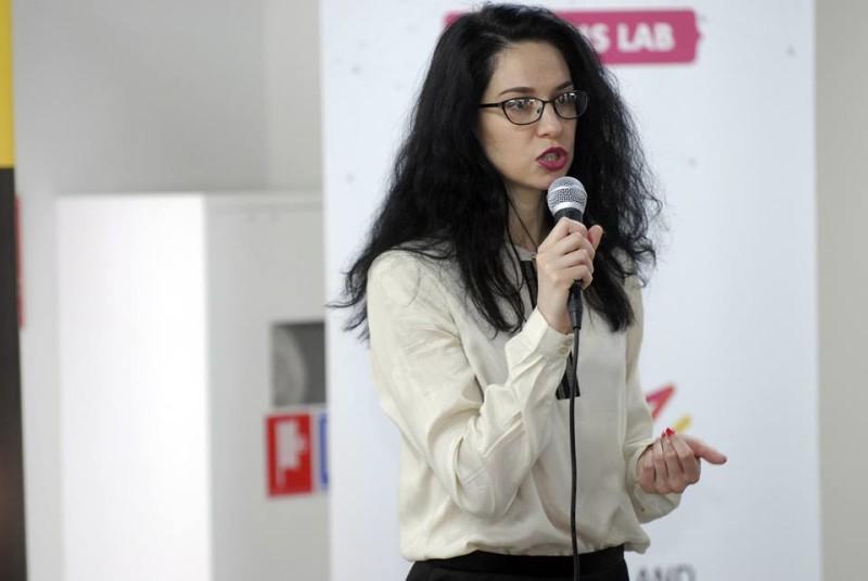 Станислава Стефановская, коуч