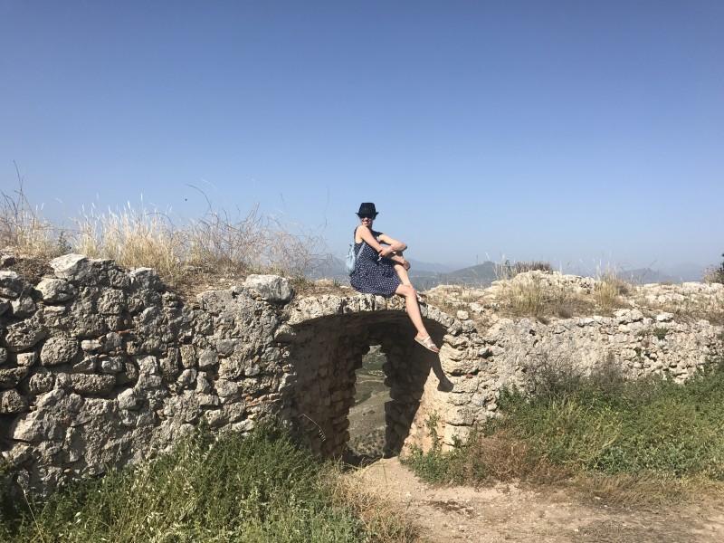 Греция, Акрокоринф