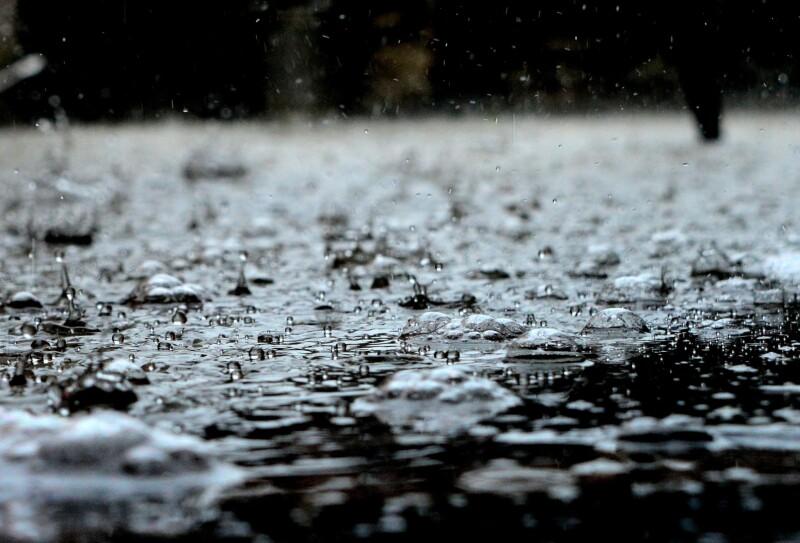 Дождь за окном, 5:35